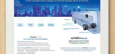 ZAwheel - electric motors for buses