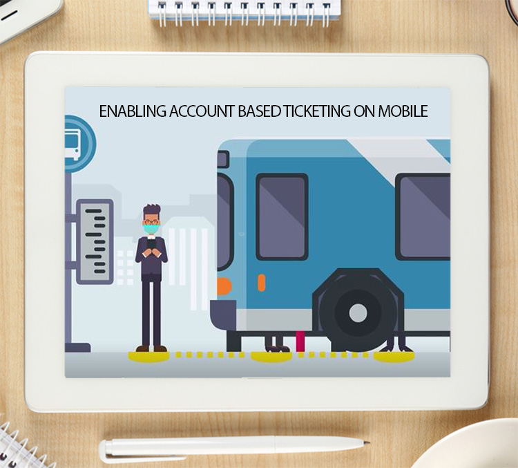 Enabling Account-Based Ticketing on mobile