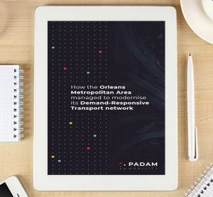 PADAM Whitepaper: How Orléans built an ultra-efficient Demand Responsive Transport offer