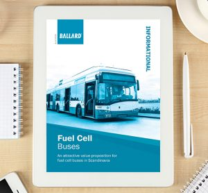 Fuel cell electric buses: an attractive value proposition for fuel cell buses in Scandinavia