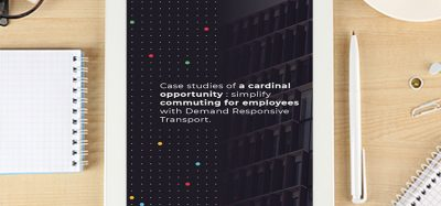 Case studies of a cardinal opportunity: simplify commuting for employees with Demand Responsive Transport