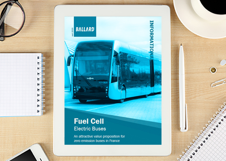 an attractive value proposition for zero-emission buses in France