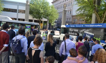 Account-based ticketing system launched in Portland-Vancouver area