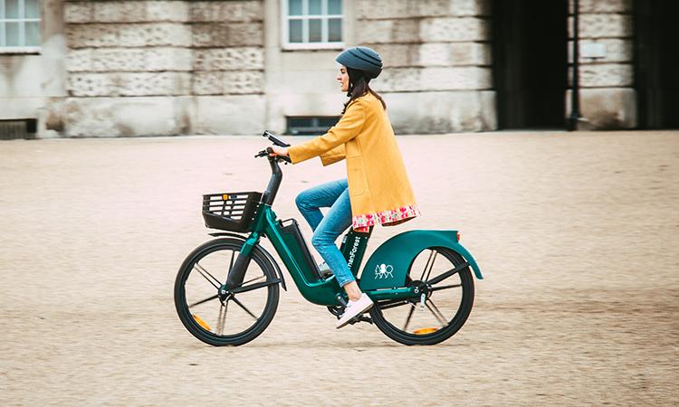HumanForest e-bike service