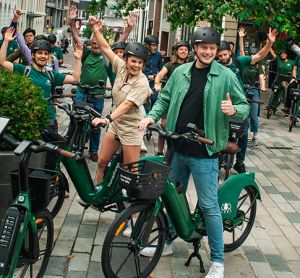 HumanForest launches 800 electric bikes in London, UK