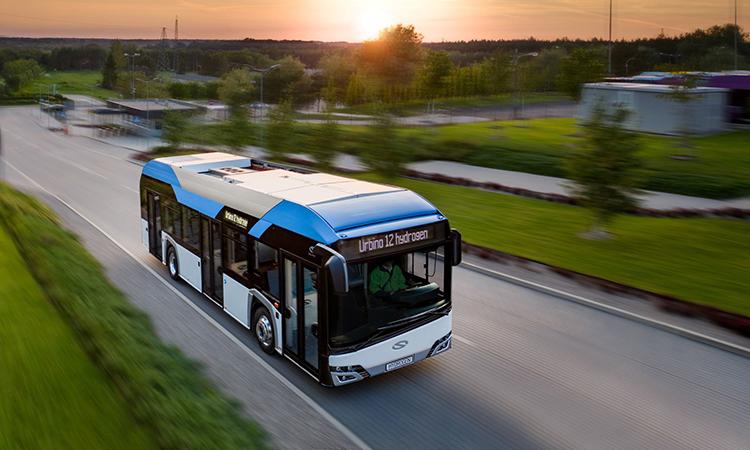 Arriva has ordered ten hydrogen buses