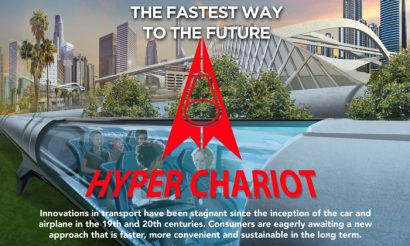 The Hyper Chariot: the fastest way to the future