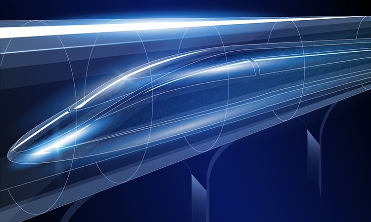 Agreement signed to support the development of hyperloop in Europe