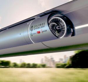 Zeleros gains new support for the development of hyperloop