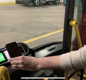 Greater Dayton RTA mobile payments