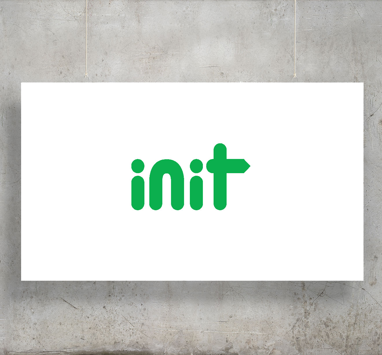init group logo