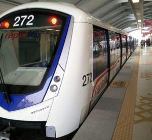 Bpmbardier INNOVIA Metro 300