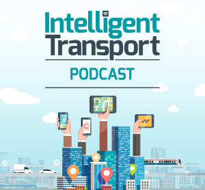 Intelligent Transport Podcast logo