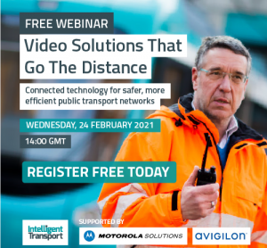 Free webinar from Motorola Solutions