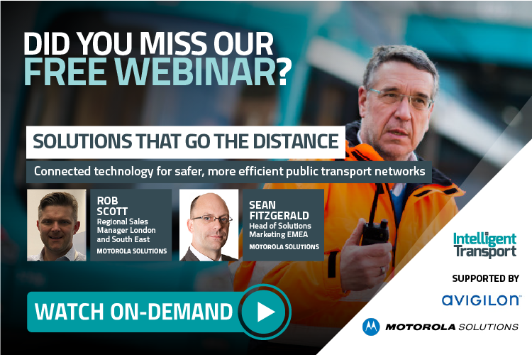 Watch On-Demand: Free webinar from Motorola Solutions