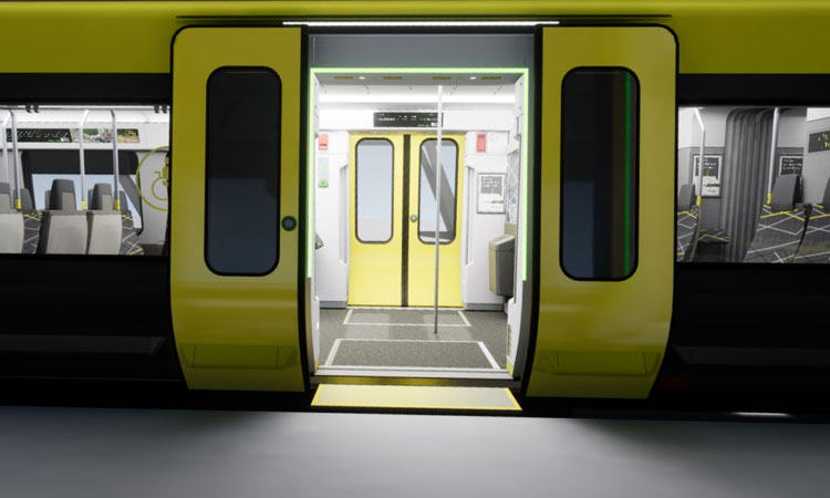 Improving accessibility on Merseyrail with new trains