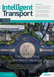 Issue 3 2018 Intelligent Transport
