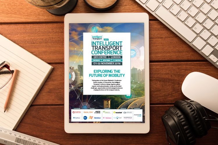 Intelligent Transport Conference 2018 Show Preview