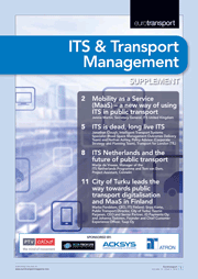 ITS & Traffic Management Supplement 2016