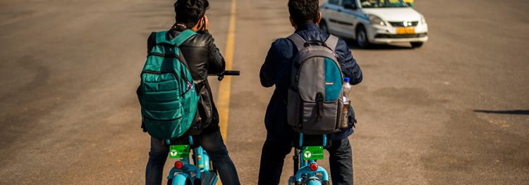 Micromobility – the emerging growth driver for India during COVID-19
