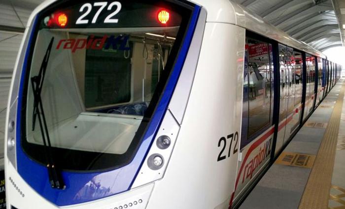 Kuala Lumpur receive 14 new Innovia metro trains from Bombardier Transportation
