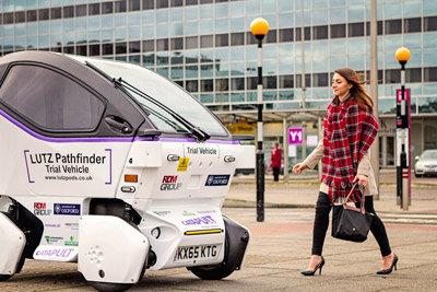 Intelligent Mobility deployment in the UK
