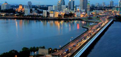 Iskandar Malaysia cityscape
