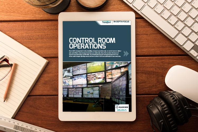 Control Room Operations in-depth focus 2018