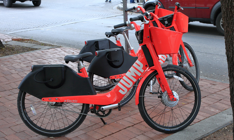 Australian inner city councils sign MoU with Jump e-bikes