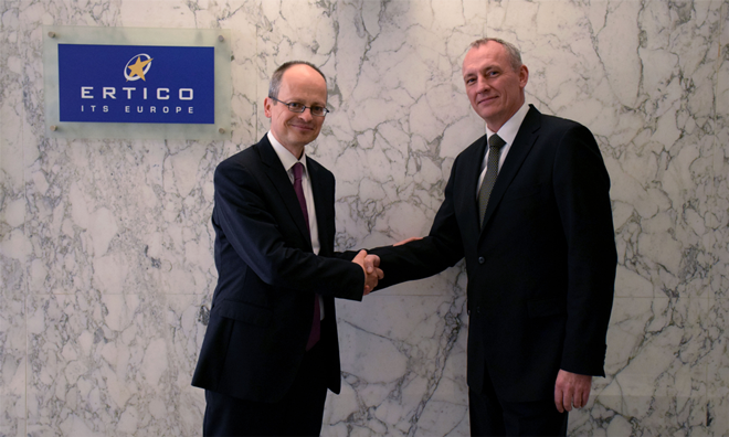 Jacob Bangsgaard appointed CEO of ERTICO – ITS Europe