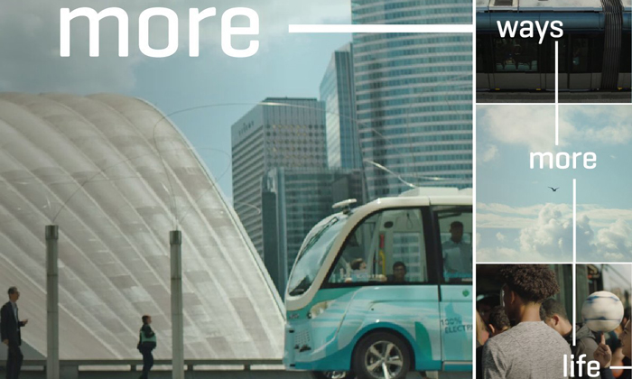 Keolis unveils new focus on shared, sustainable mobility