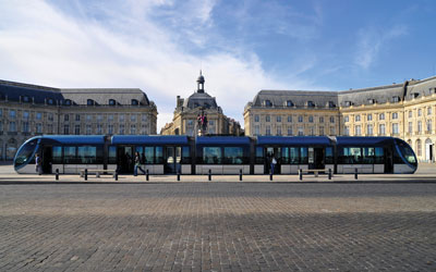 Keolis building on success in Bordeaux