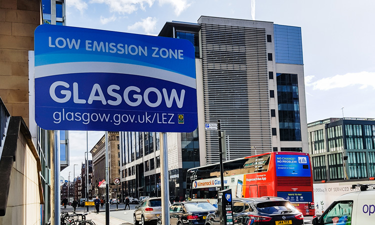Indicative timeline for Scotland's Low Emission Zones agreed