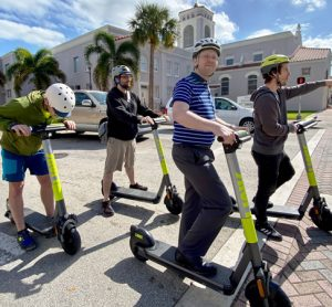 Superpedestrian enters micromobility space with launch of LINK e-scooters