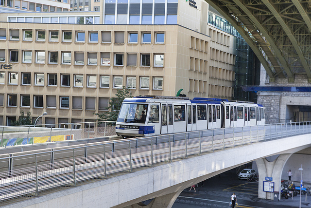 Lausanne to receive three additional Alstom metros for m2 line