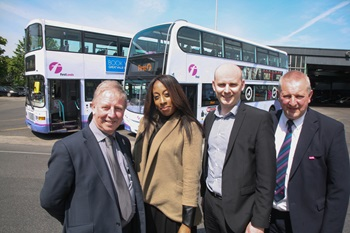 Leeds accessible bus network complete