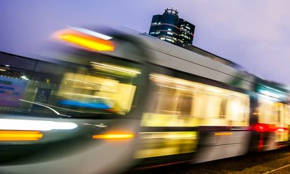 Low Impact Light Rail Competition