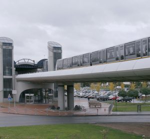 Keolis operates Lille's transport