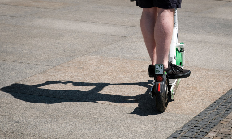 Lime rolls out 1,000 e-scooters in Rome
