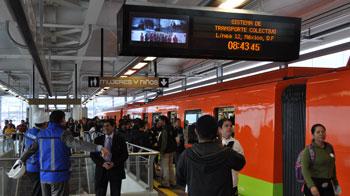 Line 12 Mexico - Infotec
