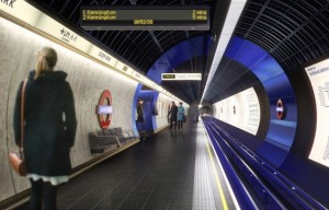 London Underground reveals new station concept
