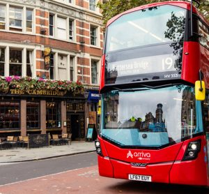 London's buses to return to front-door boarding