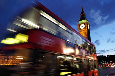 London bus safety increases according to latest TfL figures