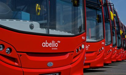 London buses to display real-time traffic updates