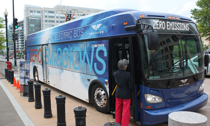 FTA announces $55 million in grants to support low or no emissions buses