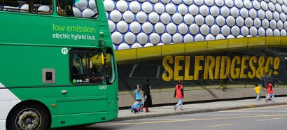 Cleaner buses for the West Midlands after £3m funding win