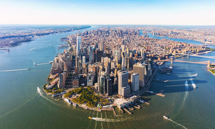 Bill de Blasio announces new initiatives to improve New York mobility