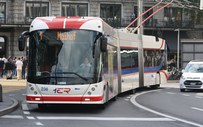 Lucerne: Establishing new public transport systems to meet demand