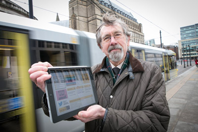 Passengers clock up 5 million sessions on Metrolink WiFi since launch