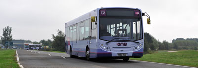 MILLBROOK AND FIRST BUS WORK TOGETHER TO IMPROVE FUEL EFFICIENCY OF BUSES